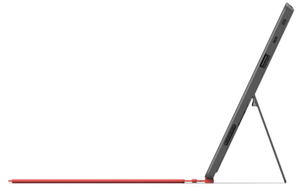 surface side Surface: Tablet Windows 8 Pertama Buatan Microsoft tablet pc news komputer