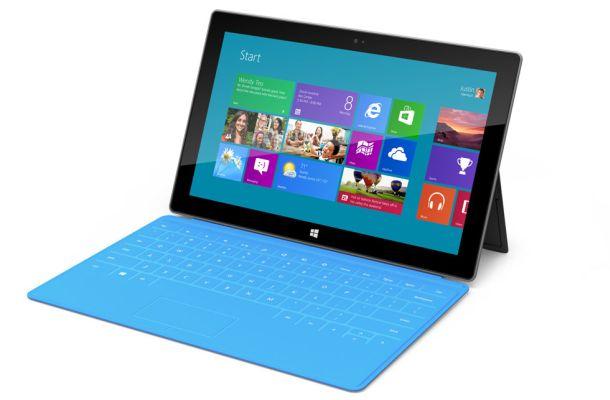 surface Surface: Tablet Windows 8 Pertama Buatan Microsoft tablet pc news komputer