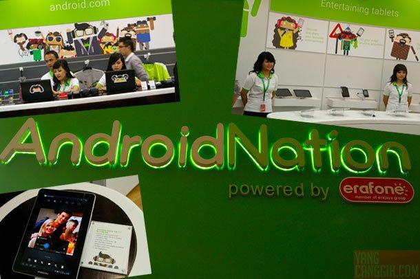 android nation 1 AndroidNation: Experience Zone Android Pertama di Dunia liputan acara lokal