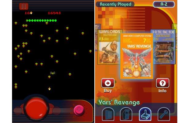retro game atari ios 1 5 Game Retro Legendaris untuk iOS ios iphoneipad aplikasi