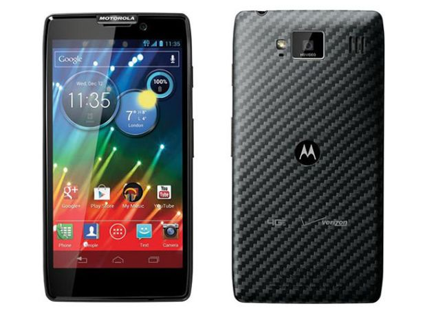 Motorola Droid RAZR HD Motorola Droid M, RAZR HD & Maxx HD: Bodi Tipis, Layar Lebar, Baterai Tahan Lama smartphone news mobile gadget