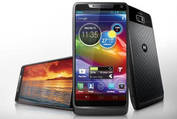 Motorola RAZR M Motorola Droid M, RAZR HD & Maxx HD: Bodi Tipis, Layar Lebar, Baterai Tahan Lama smartphone news mobile gadget