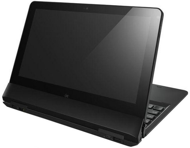CES 2013 Lenovo ThinkPad Helix Laptop Hybrid Pertama