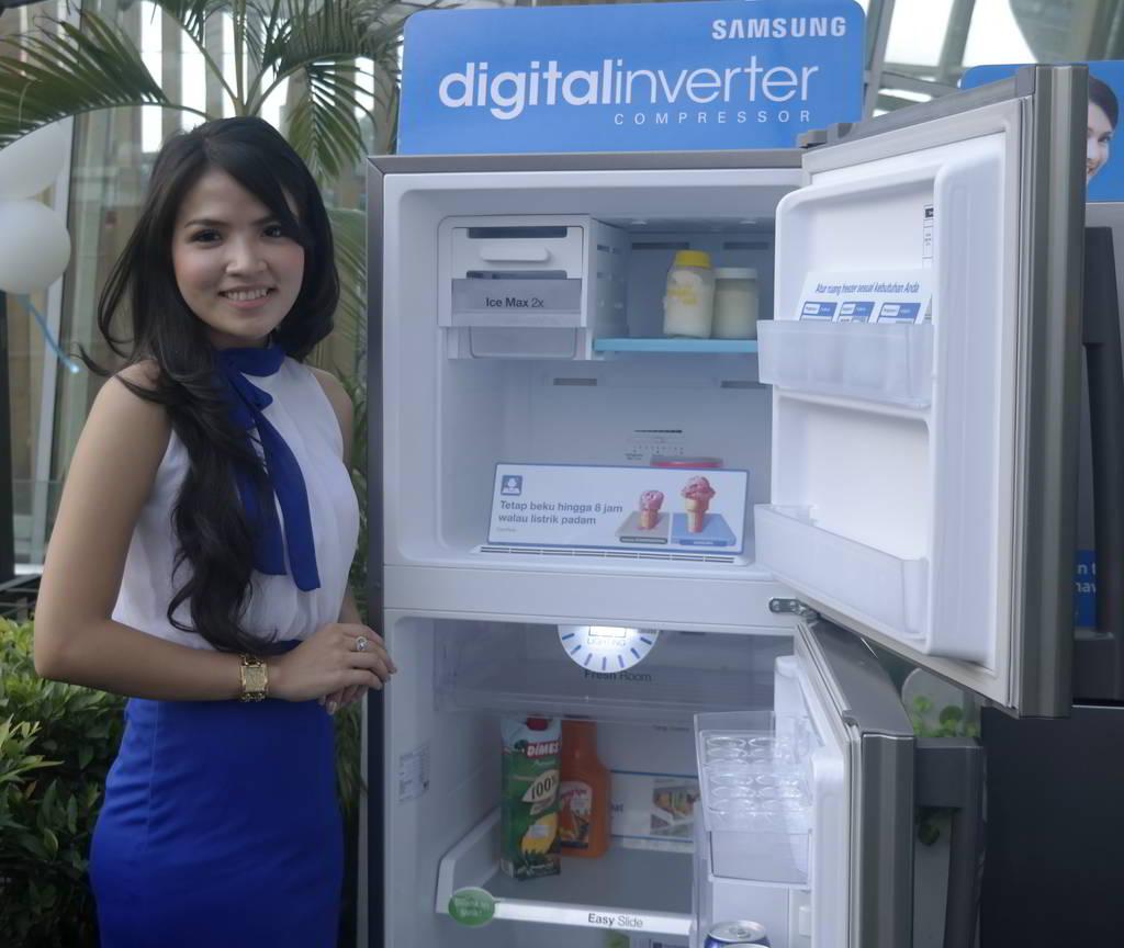 Samsung Luncurkan Kulkas Dengan Coolpack Di Indonesia