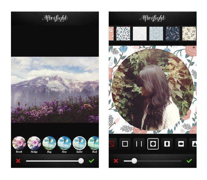 6 Aplikasi Untuk Membuat Bingkai Dan Pola Foto Keren Di Instagram