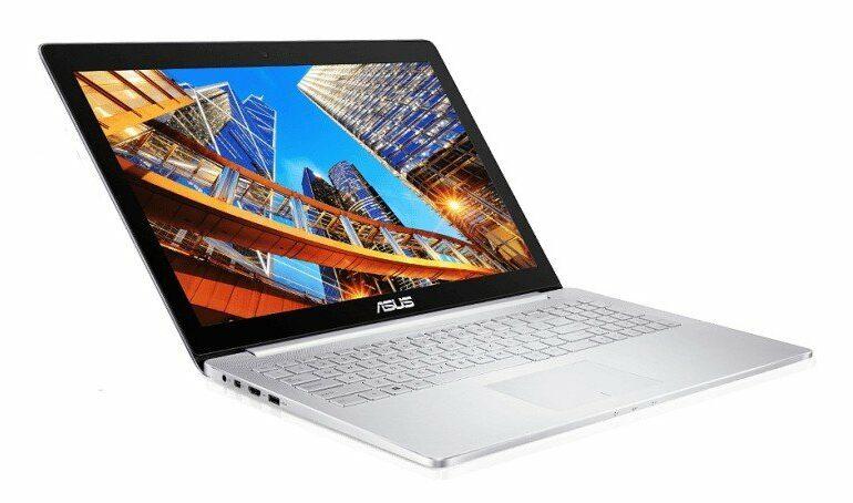 Review Asus N501J
