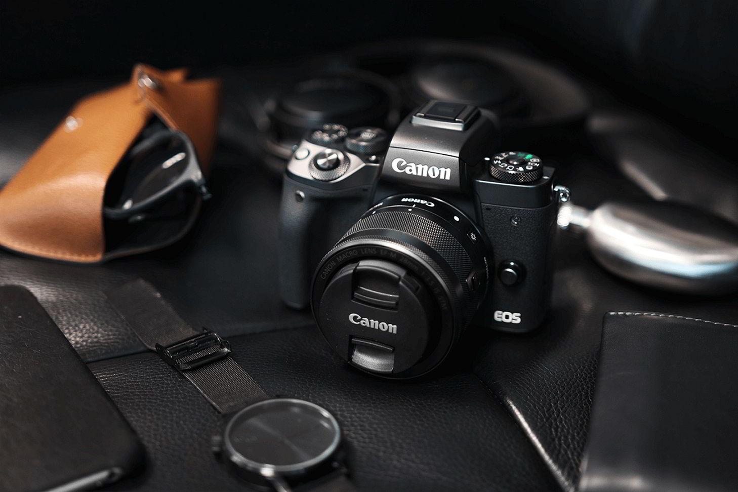 Mengintip 8 Keunggulan Eos M5 Kamera Mirrorless
