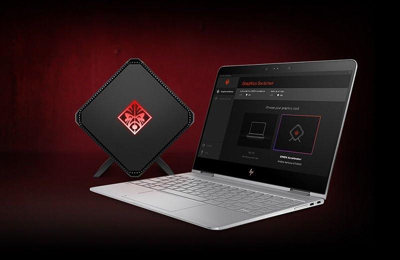 Hp omen accelerator ubah laptop biasa untuk gaming dengan for Portent vs omen