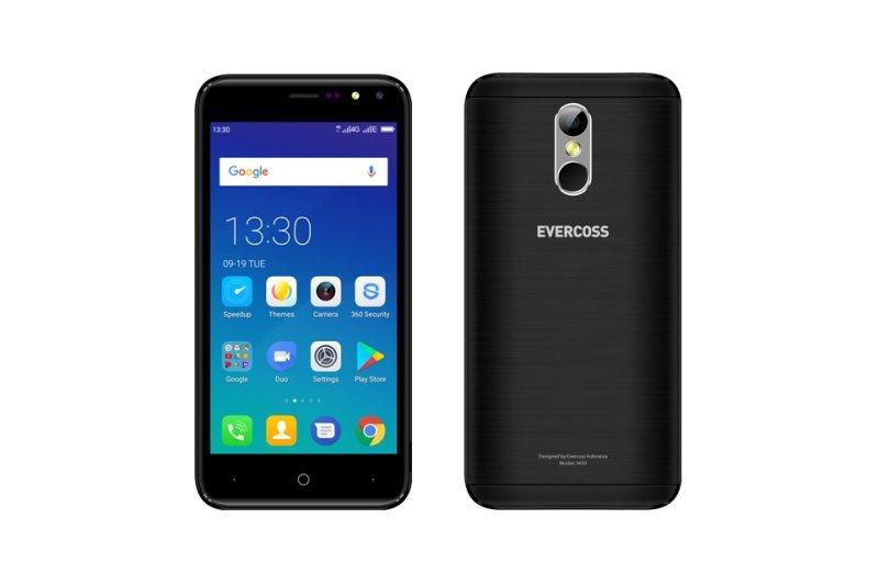 Evercoss M50 Smartphone 4G 800 Ribuan Rupiah Dengan Fitur