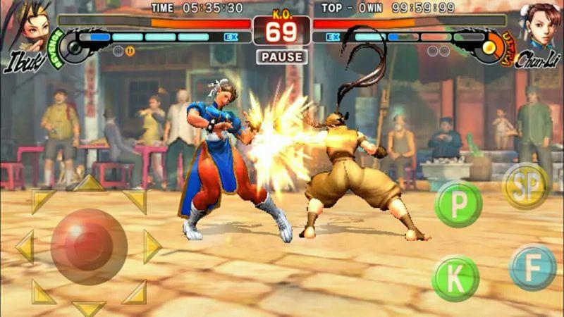 Hasil gambar untuk gambar game street fighter IV