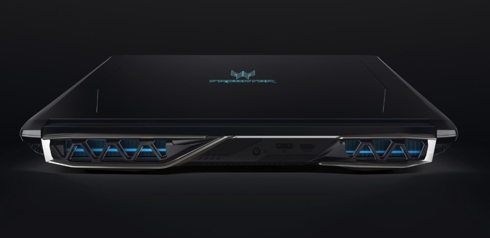 Acer Predator Helios 500, Laptop Gaming Dengan Layar 4K, Intel i9 8th Gen & GTX 1070