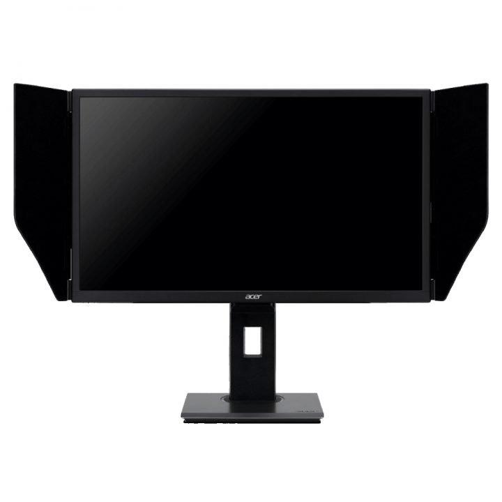 Acer ProDesigner BM270, Monitor 4K HDR Untuk Editor Video & Animator