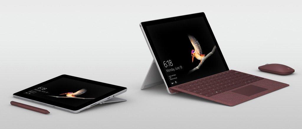 Microsoft Surface Go: Versi Hemat Surface Pro dengan Intel Pentium Gold