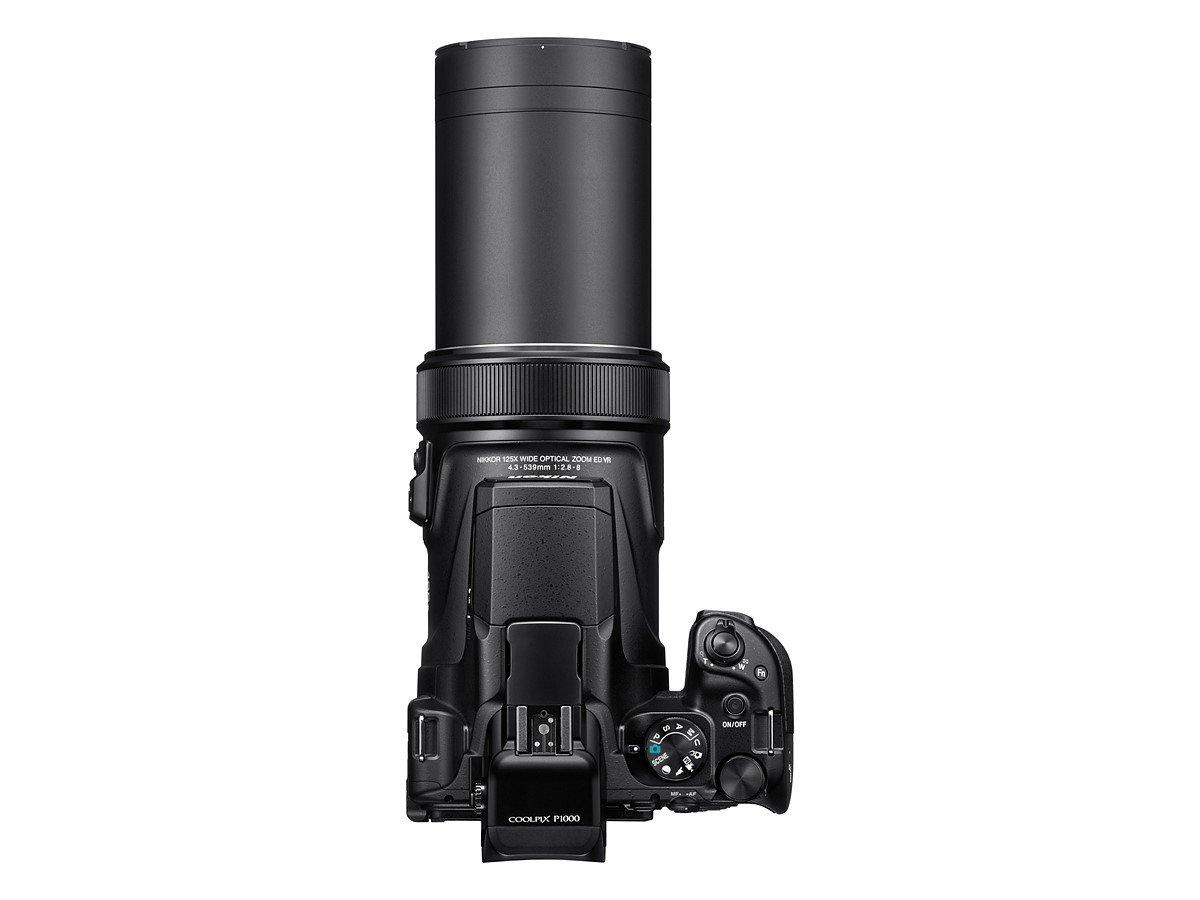 Nikon Coolpix P1000: Jagokan Lensa Optical Zoom 125X, Bisa Potret Bulan dengan Jelas