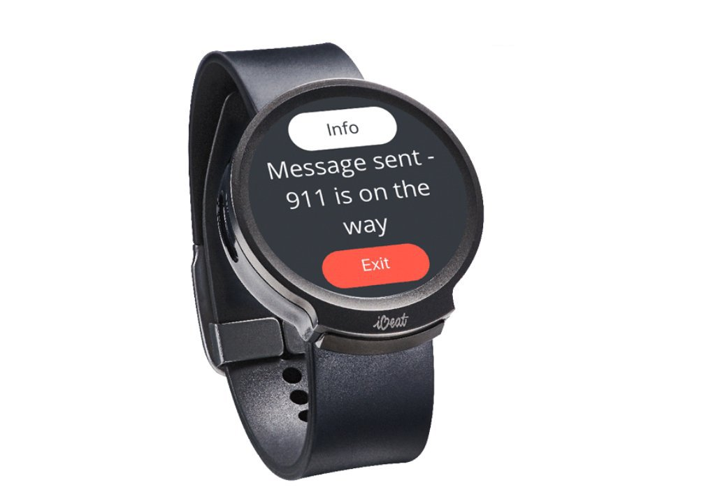 iBeat Heart Watch: Diciptakan Khusus untuk Penderita Gangguan Jantung