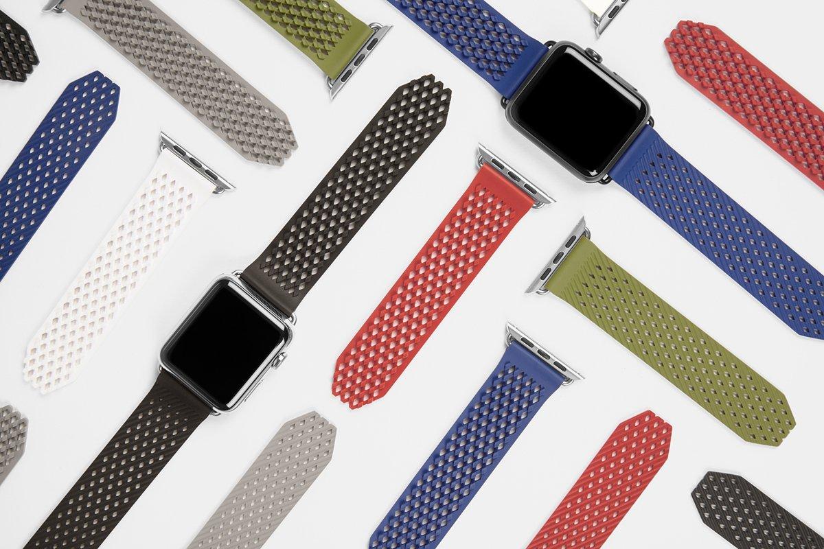 LABB: Tali Jam Unik Untuk Pengguna Apple Watch