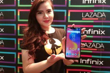 Hadir di Indonesia, Infinix Hot S3X Andalkan Layar Poni dan Kamera Belakang Ganda 13 android, infinix, Infinix Hot S3X, Lazada.co.id