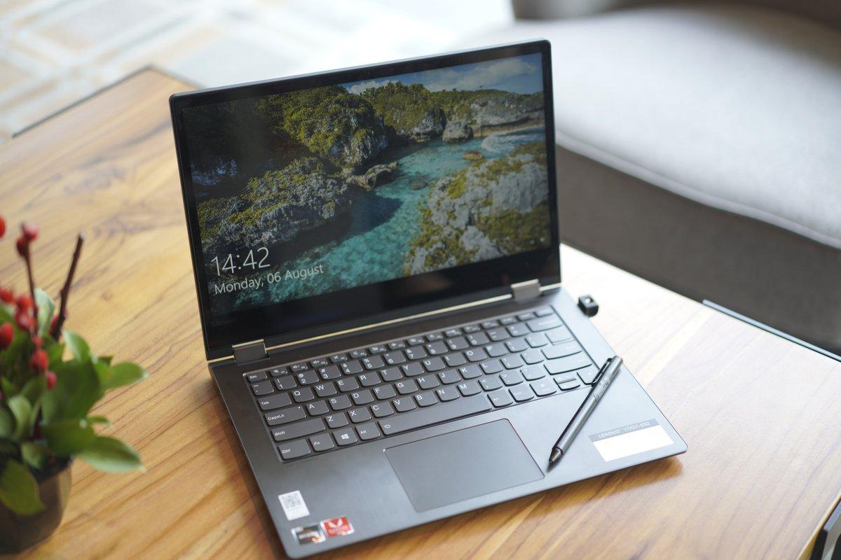 Hands On Melihat Lebih Dekat Lenovo Yoga 530 Yangcanggih Com