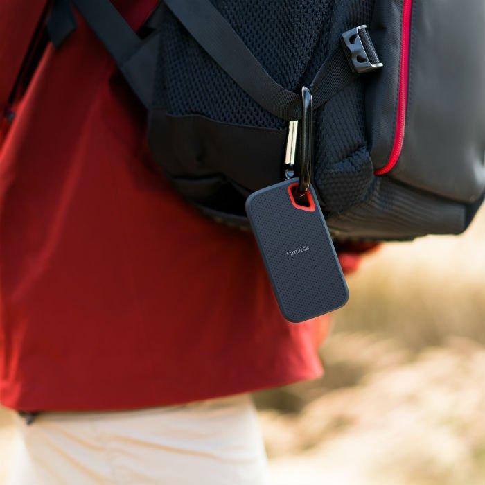 Hadir di Indonesia, SanDisk Extreme Portable SSD Tawarkan Kapasitas hingga 2 TB 17 harddisk, sandisk, SanDisk Extreme Portable SSD, ssd, SSD Portable, western digital