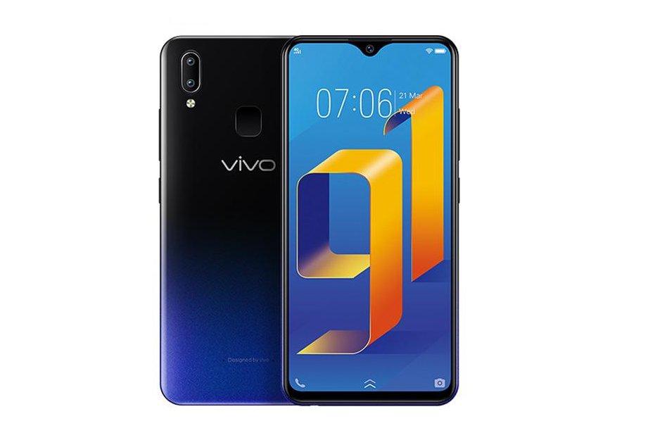 Hadir Di Indonesia Vivo Y91 Tawarkan Layar Ultra All Screen Dan