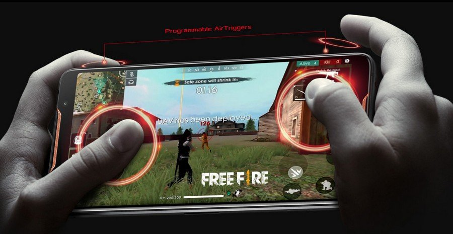 [Hands-On] Kesan Pertama Menggenggam Asus ROG Phone, Ponsel Gaming dengan Sederet Aksesori Keren 18 android, asus, ASUS ROG Phone, gaming