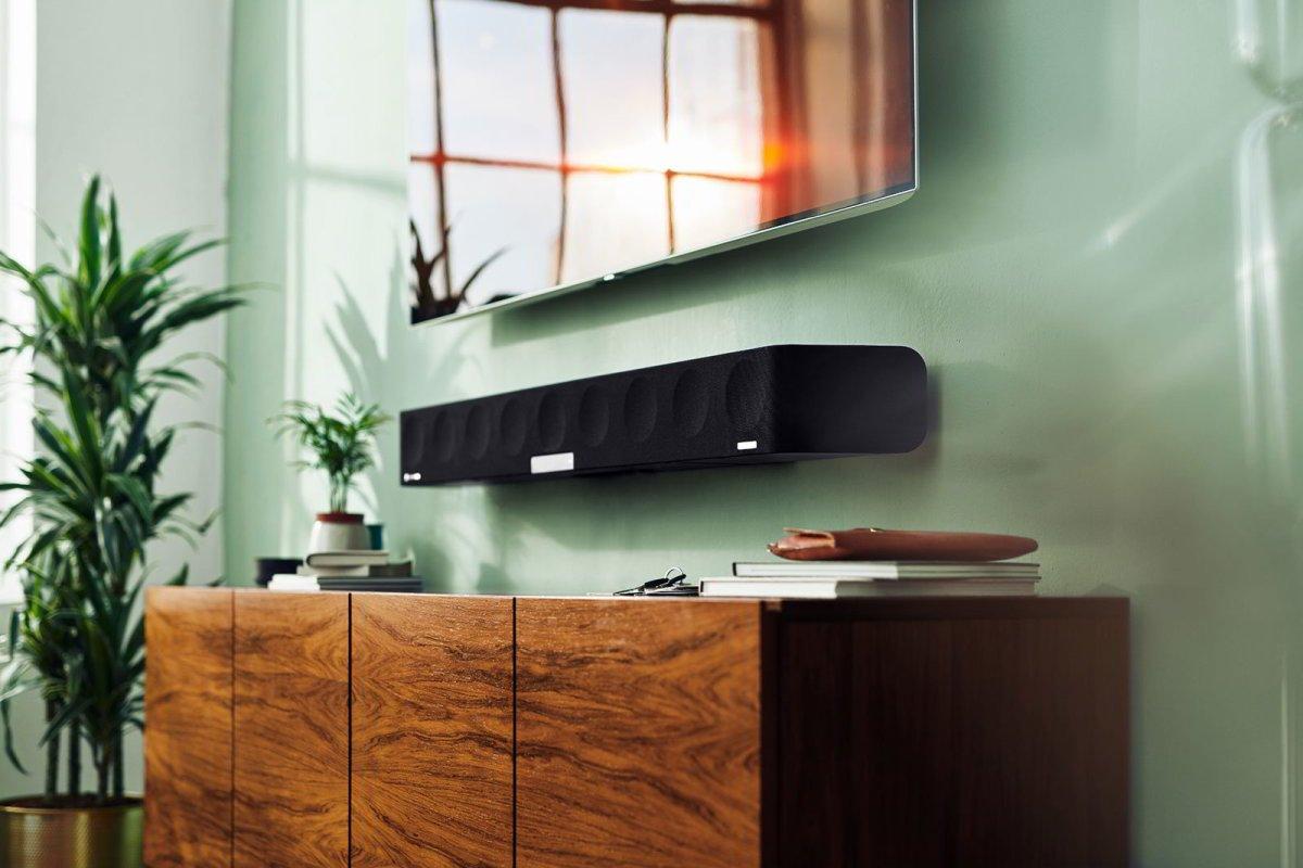 [CES 2019] Sennheiser Perkenalkan Speaker Pertamanya untuk Rumahan, Ambeo Soundbar 10 Ears In Heaven
