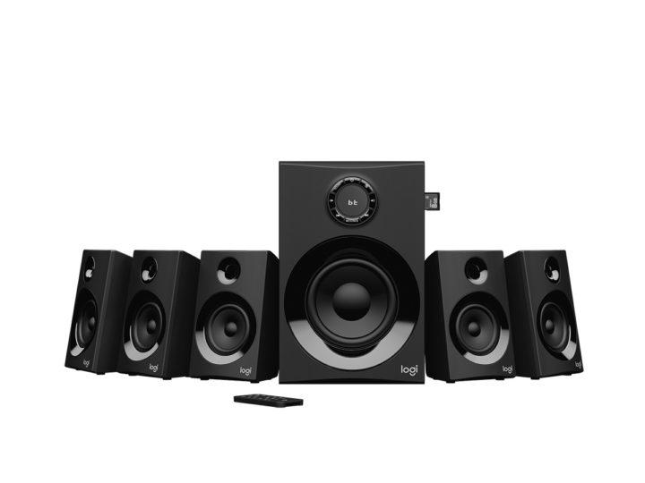 Logitech Z607: Sistem Audio 5.1 Surround Terjangkau dengan Dukungan Bluetooth 16 harga, Logitech Z607, Logitech Z607 5.1 Surround Sound, spesifikasi