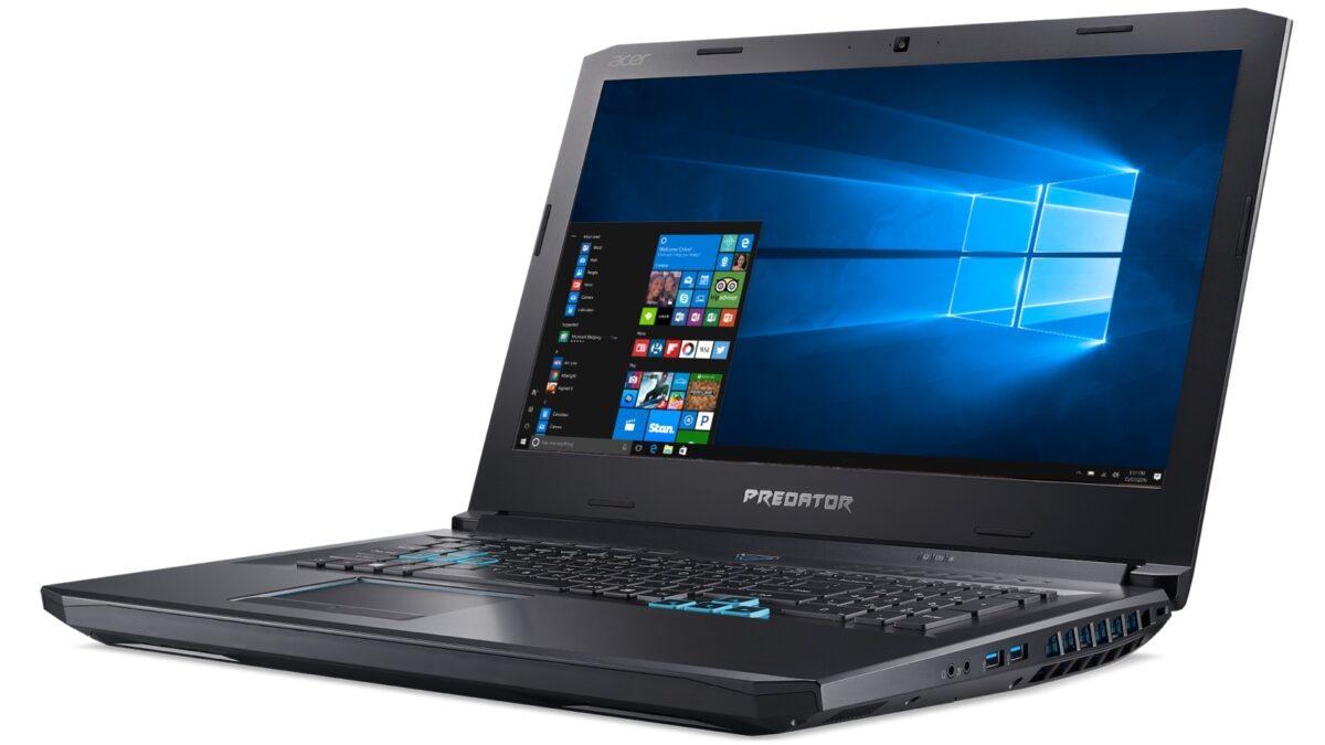 Review Acer Predator Helios 500: Laptop Sekelas PC Desktop dengan AMD Ryzen 7
