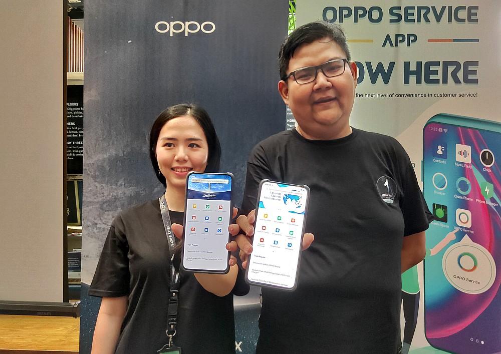 Oppo Luncurkan Aplikasi Oppo Service Dan Layanan Perbaikan Cepat 1 Jam Yangcanggih Com