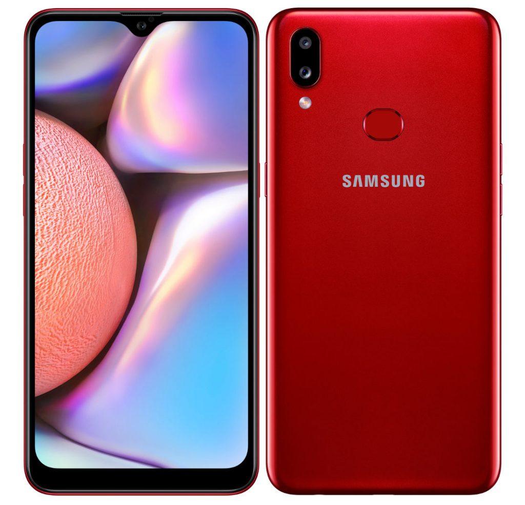 Samsung Galaxy A10s: Seri A Termurah Kini Dilengkapi Baterai 4.000 mAh, Sensor Sidik Jari dan Kamera Belakang Ganda 16 android, samsung, samsung galaxy a10s