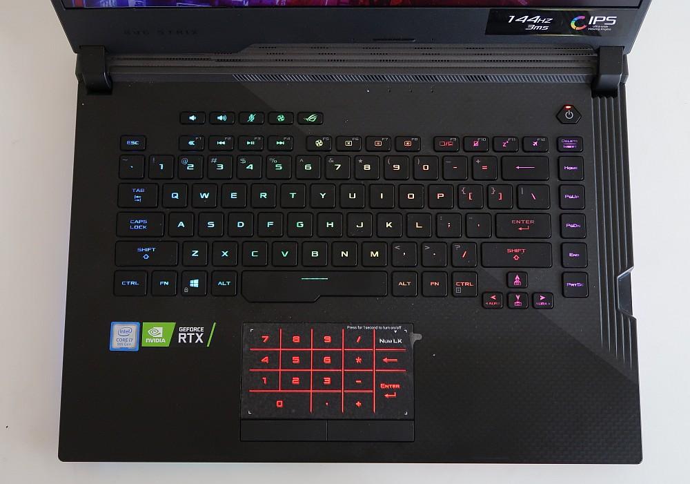 Review Asus ROG Strix Scar III: Laptop Gaming Keren dengan Intel Core 9th Gen dan RTX 2060 21 asus, ASUS ROG Strix SCAR III, gaming, review