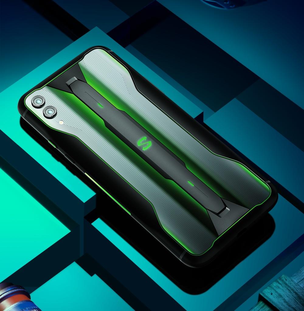 Review Black Shark 2 Pro: Ponsel Gaming Super Kencang dengan Desain Futuristik 27 android, Black Shark, Black Shark 2 Pro, review