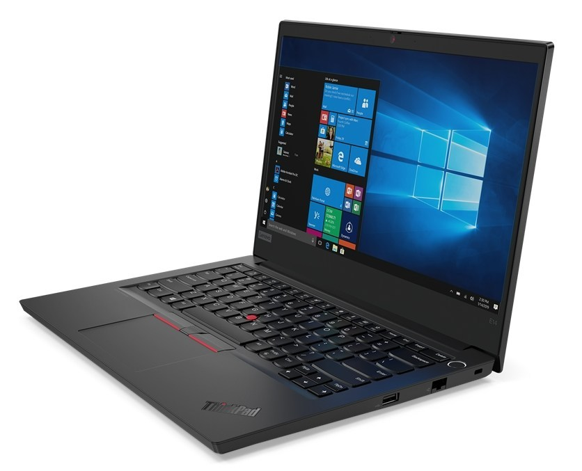 Lenovo ThinkPad E14: Bodi Lebih Ramping, Dilengkapi Smart Power On dan ThinkShutter Privacy 17 harga, Intel Come Lake, lenovo, lenovo thinkpad, Lenovo ThinkPad E14, spesifikasi