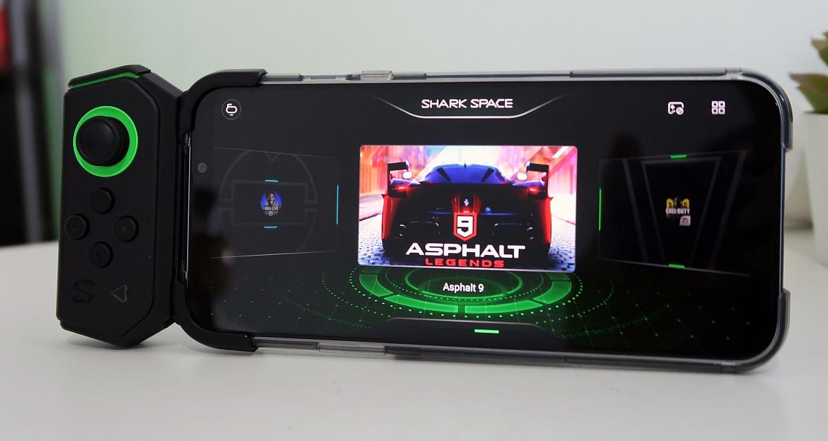 Review Black Shark 2 Pro: Ponsel Gaming Super Kencang dengan Desain Futuristik 20 android, Black Shark, Black Shark 2 Pro, review