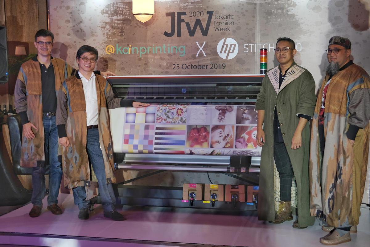 HP Hadirkan Printer Large Format, HP Stitch S500, untuk Mendukung Industri Fashion Indonesia 2 HP, hp stitch s500, printer commercial