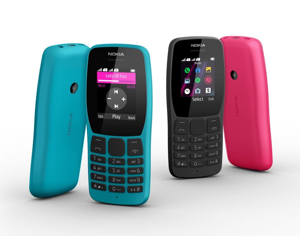 Harga 300 Ribuan Rupiah, Nokia 110 Resmi Dijual di Indonesia 2 HMD GLobal, Nokia, nokia 110, Ponsel