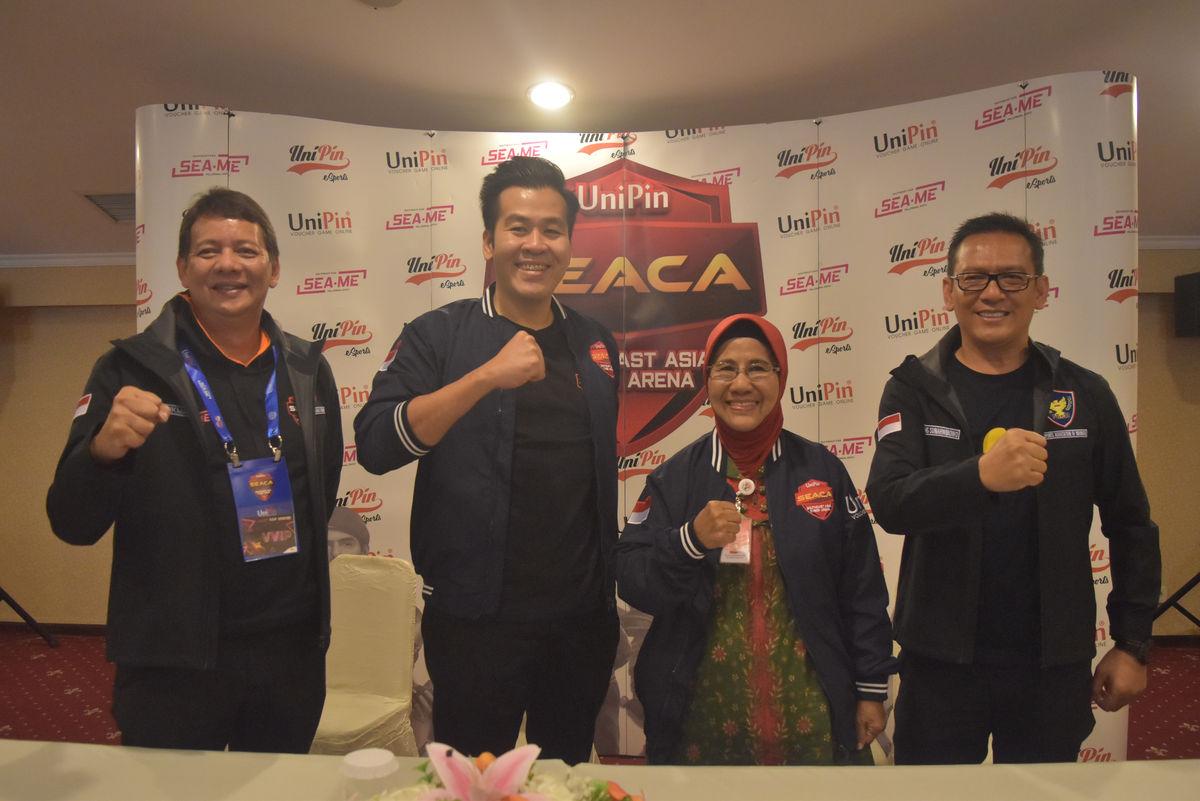 Grand Final UniPin SEACA 2019 Resmi Dibuka 36 Game Room