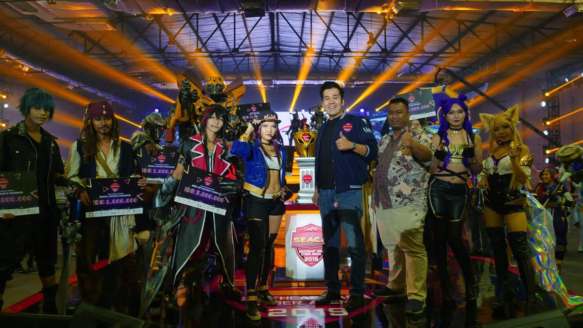 UniPin SEACA 2019 Lahirkan Tujuh Tim untuk Bertanding Turnamen eSports Dunia 26 Game Room