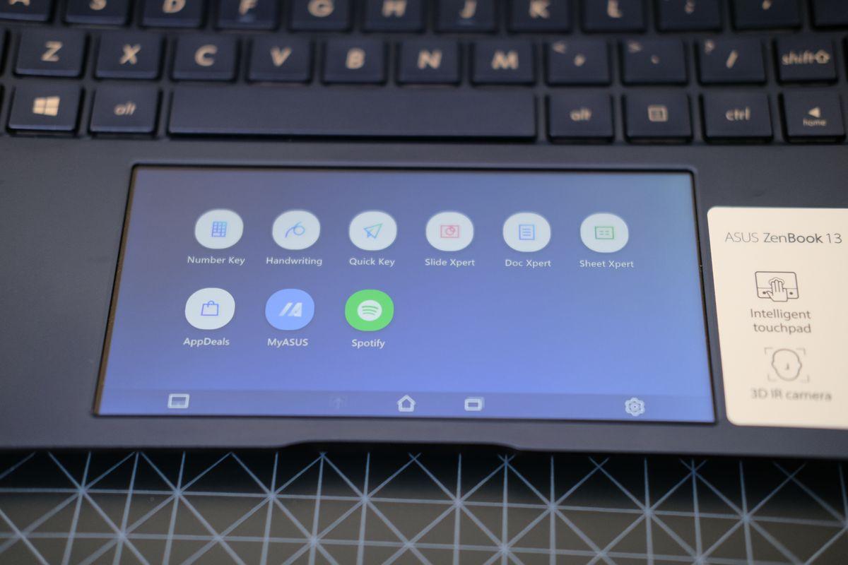 Review ASUS ZenBook 13 (UX334): Laptop Tangguh yang Tipis dan Ringan dengan Dua Layar 7 asus, asus zenbook 13 UX34, harga, spesifikasi