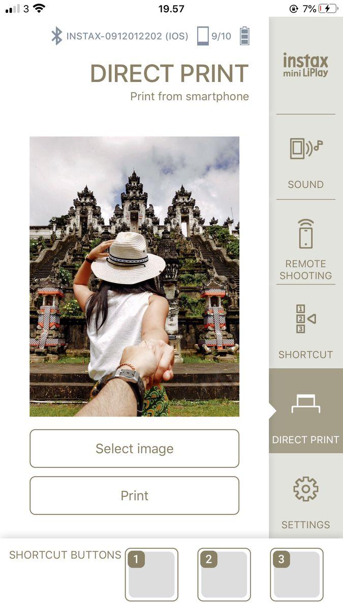 Fujifilm Instax Mini LiPlay-8