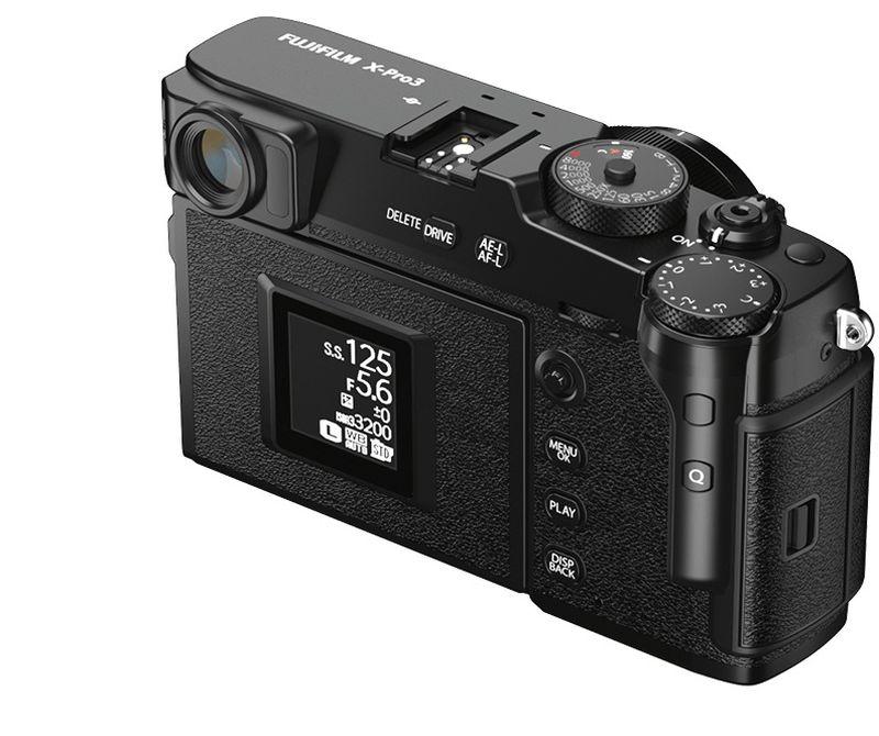 Inilah 5 Fitur Fujifilm X-Pro3 yang Membuatnya Unik 18 fujifilm, Fujifilm X-Pro3, harga, spesifikasi