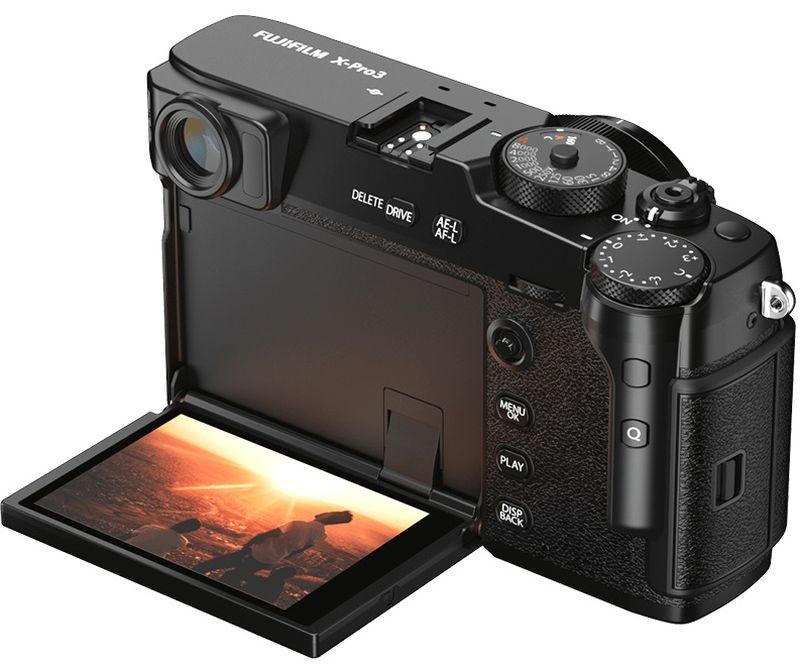 Inilah 5 Fitur Fujifilm X-Pro3 yang Membuatnya Unik 19 fujifilm, Fujifilm X-Pro3, harga, spesifikasi