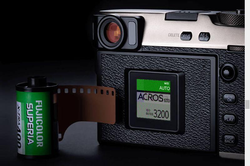 Inilah 5 Fitur Fujifilm X-Pro3 yang Membuatnya Unik 21 fujifilm, Fujifilm X-Pro3, harga, spesifikasi