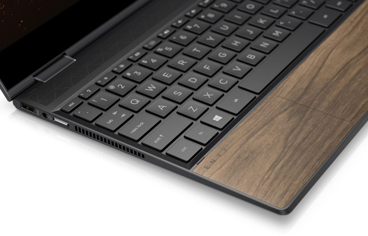 HP Envy x360 13 Wood Edition: Laptop Konvertibel Eksotis dengan Aksen Kayu Walnut 3 harga, HP, HP Envy x360 13 Wood Edition, spesifikasi