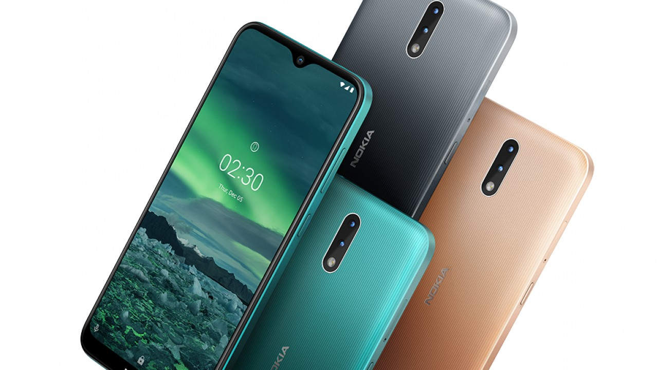 Nokia 2.3: Android One Terjangkau dengan Daya Tahan Baterai Hingga 2 Hari 16 android, Nokia, Nokia 2.3