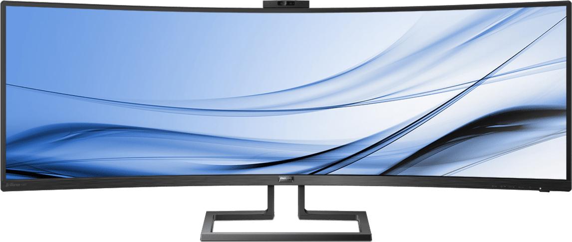 Philips Brilliance 439P9H: Monitor 4K Lengkung 43 Inci dengan Warna yang Akurat 3 4K monitor curved, harga, philips, Philips Brilliance 439P9H, spesifikasi