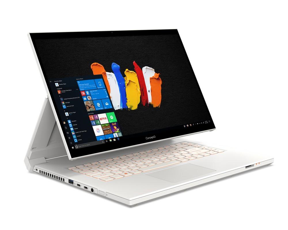 [CES 2020] Acer Perkenalkan ConceptD 7 Ezel Series untuk Kreator Konten 16 acer, Acer ConceptD 7 Ezel, ces 2020, desktop, PC