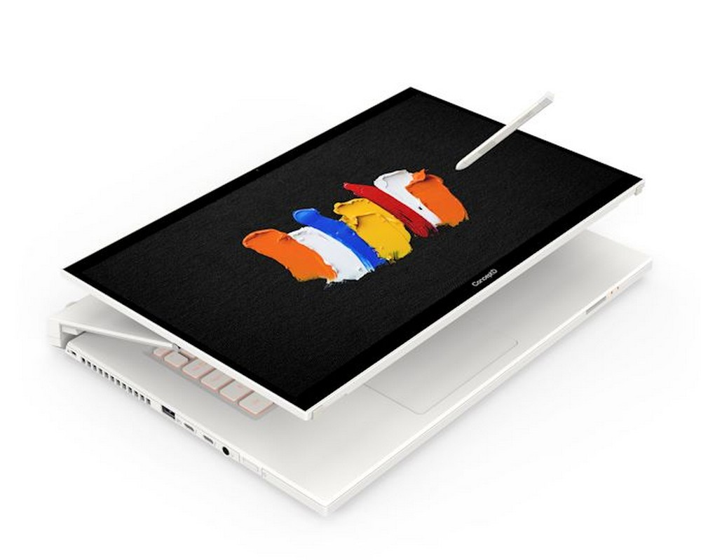 [CES 2020] Acer Perkenalkan ConceptD 7 Ezel Series untuk Kreator Konten 17 acer, Acer ConceptD 7 Ezel, ces 2020, desktop, PC