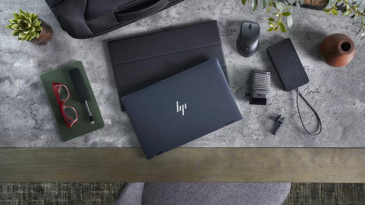 [CES 2020] HP Elite Dragonfly G2: Laptop Bisnis Pertama dengan Fitur Pelacak dari Tile 17 ces 2020, harga, HP, HP Elitedragonfly G2, spesifikasi