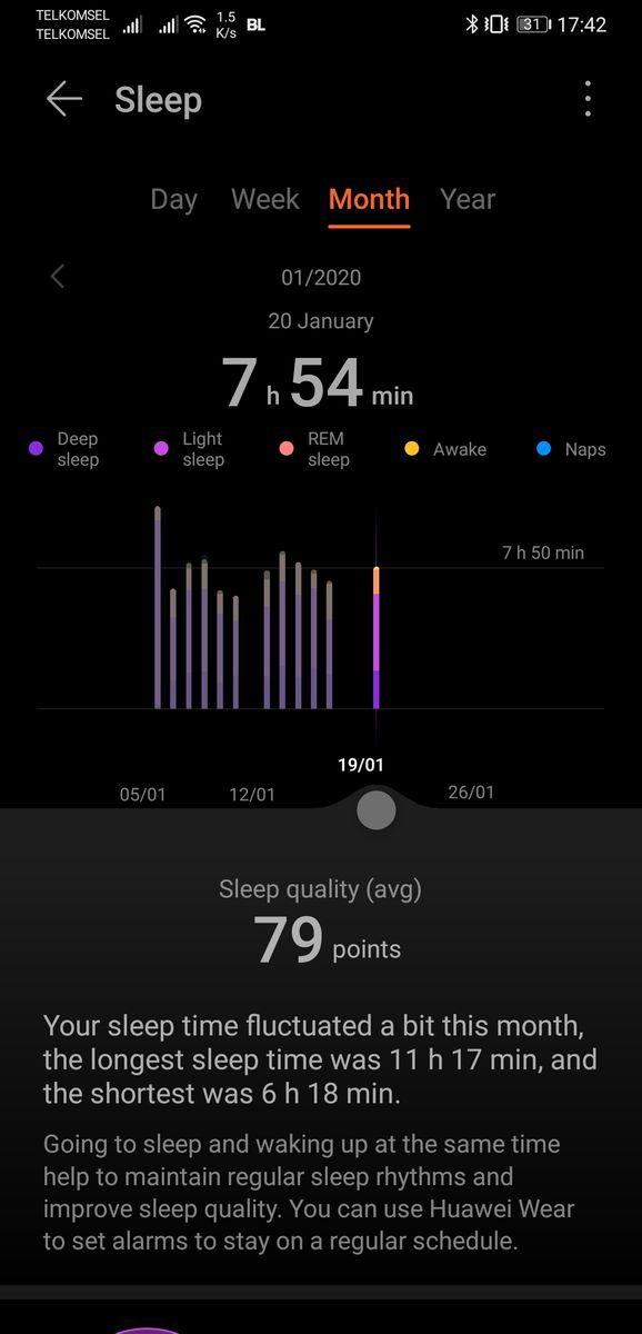 Huawei Heatlh App-3